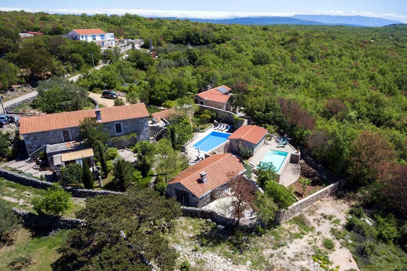 Ferienhaus Villa Menta 1 auf der Insel Krk (2789273), Malinska, Insel Krk, Kvarner, Kroatien, Bild 1
