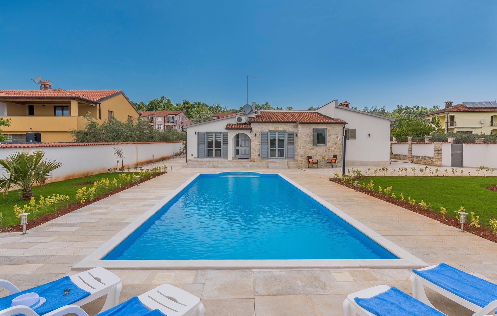 Ferienhaus Laura mit Pool (2616220), Poreč, , Istrien, Kroatien, Bild 2