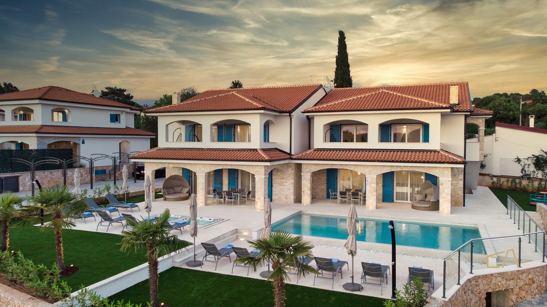 Ferienwohnung Luxury Apartments Loma  / Luxury Apartment Loma Three (2807070), Sveti Vid-Miholjice, Insel Krk, Kvarner, Kroatien, Bild 57