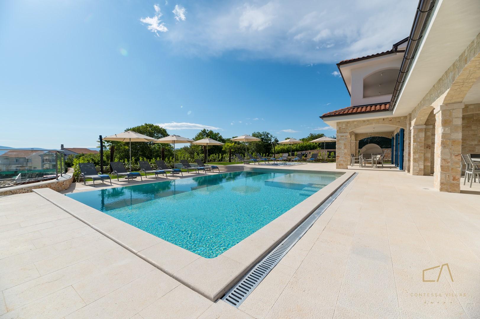 Ferienwohnung Luxury Apartments Loma  / Luxury Apartment Loma Three (2807070), Sveti Vid-Miholjice, Insel Krk, Kvarner, Kroatien, Bild 3