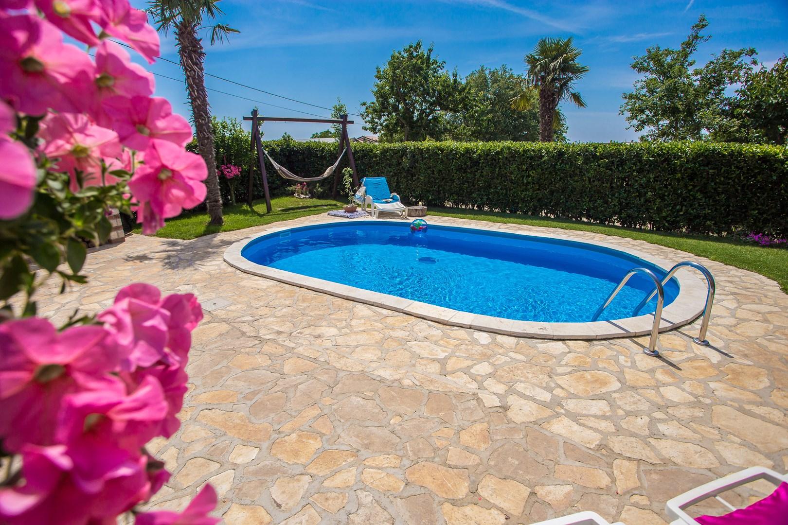 Ferienhaus Marinela mit privatem Pool (1412599), Kanfanar, , Istrien, Kroatien, Bild 19