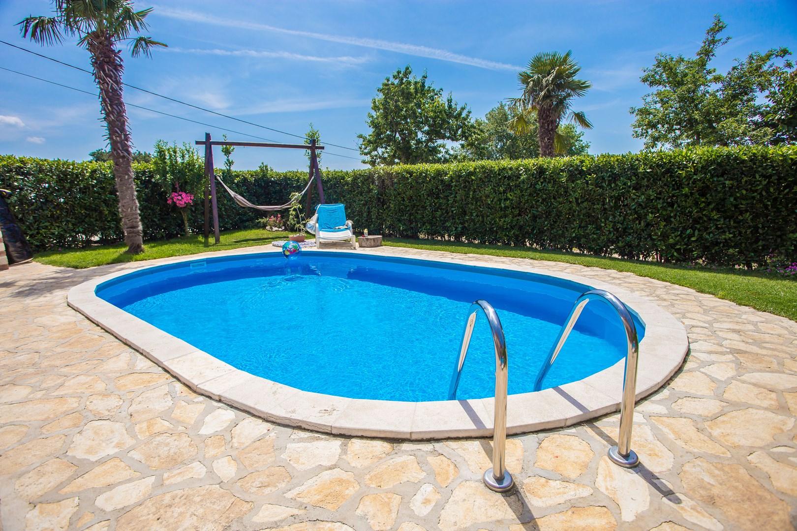 Ferienhaus Marinela mit privatem Pool (1412599), Kanfanar, , Istrien, Kroatien, Bild 17
