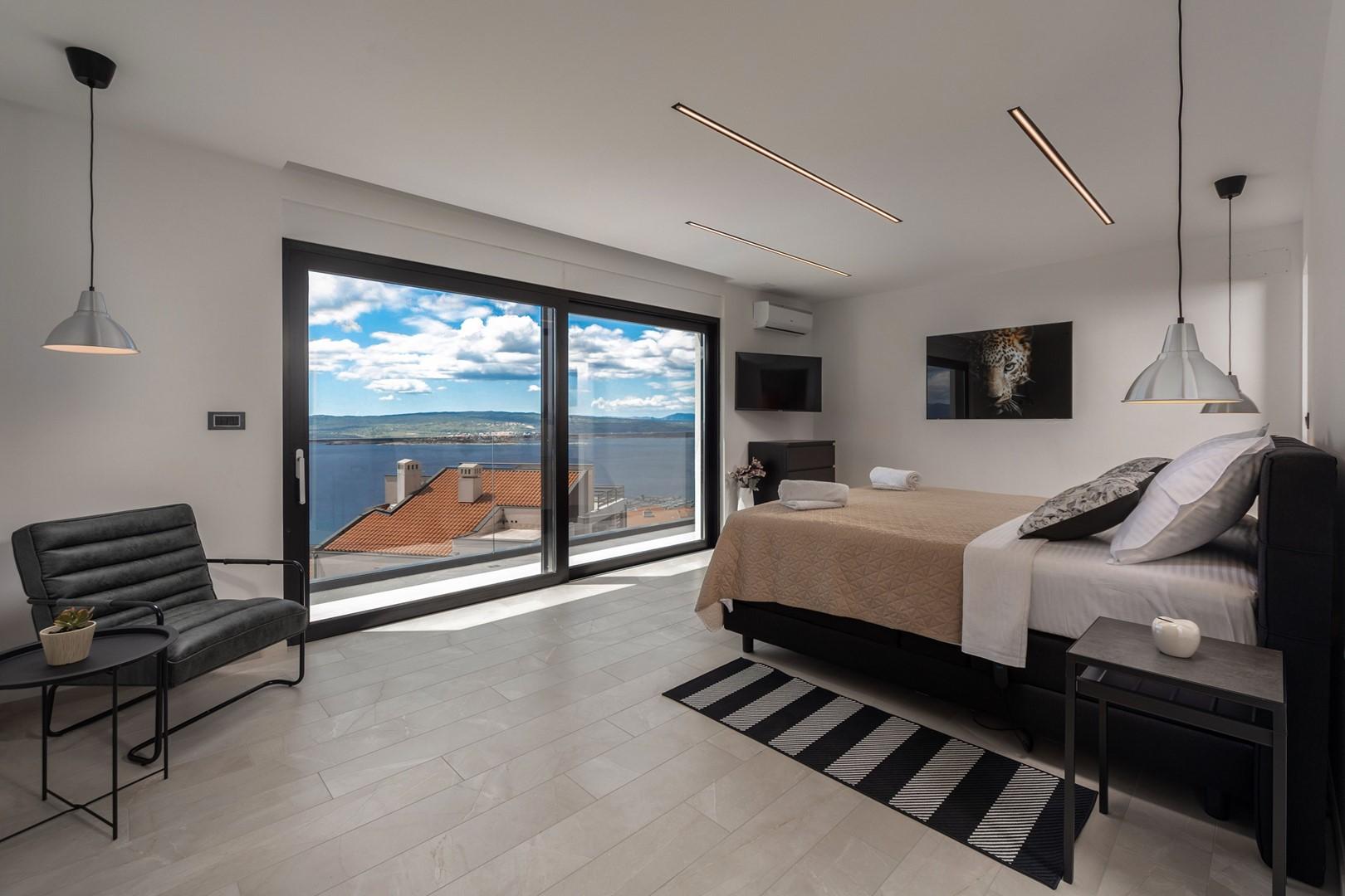 Maison de vacances Deluxe Villa Provvidenza with breathtaking Sea View (2819510), Crikvenica, , Kvarner, Croatie, image 20