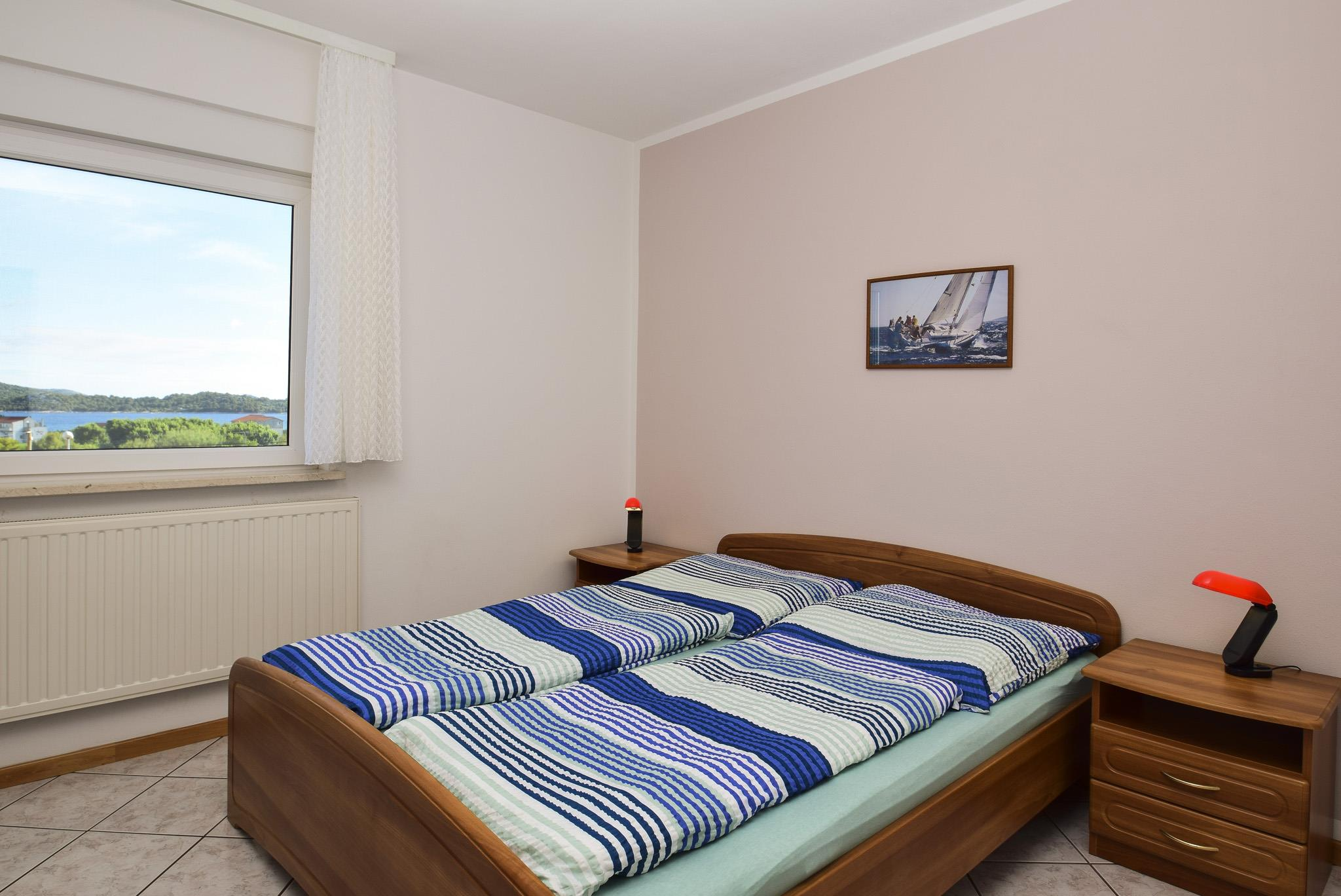 Ferienwohnung Apartments Sanja / Two bedrooms A6 (1928313), Vodice, , Dalmatien, Kroatien, Bild 6