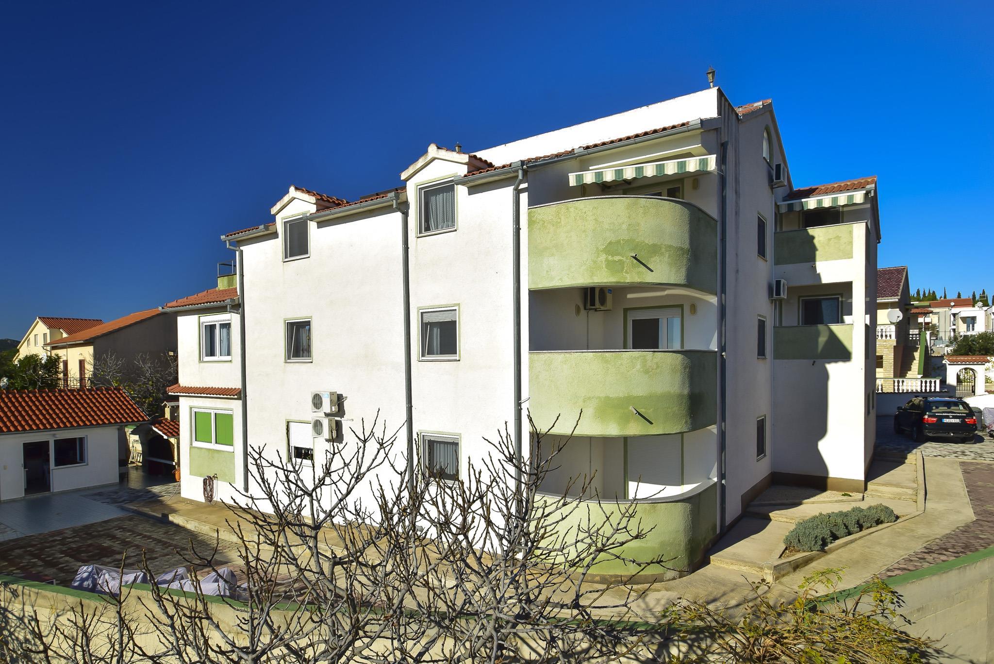 Ferienwohnung Apartments Sanja / Two bedrooms A6 (1928313), Vodice, , Dalmatien, Kroatien, Bild 9