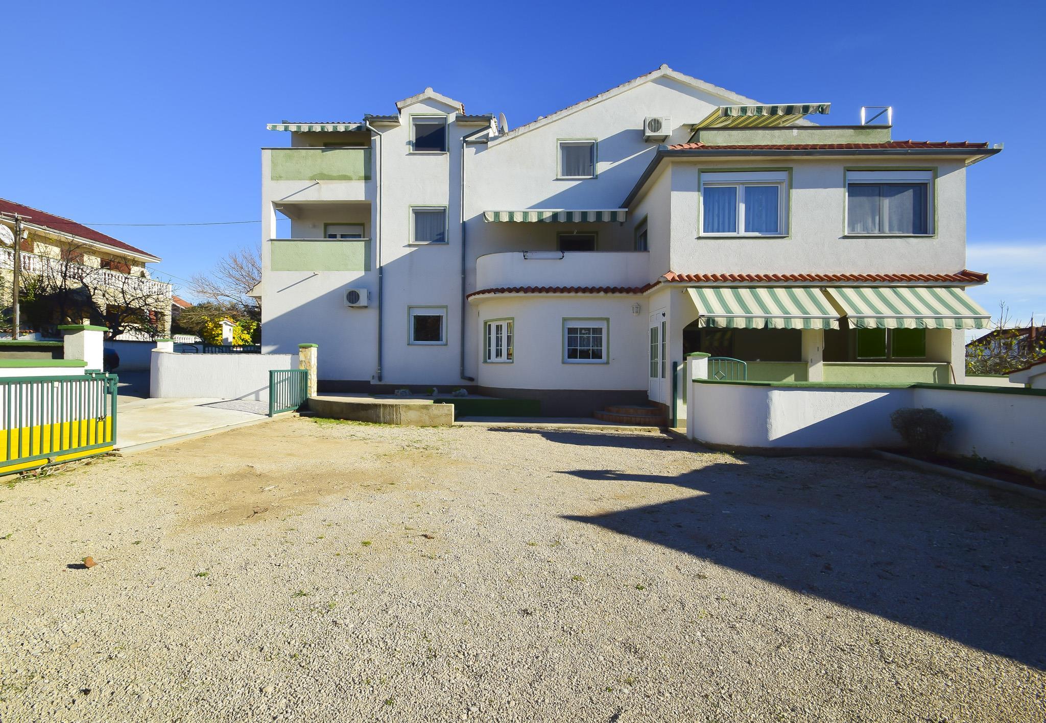 Ferienwohnung Apartments Sanja / Two bedrooms A6 (1928313), Vodice, , Dalmatien, Kroatien, Bild 10