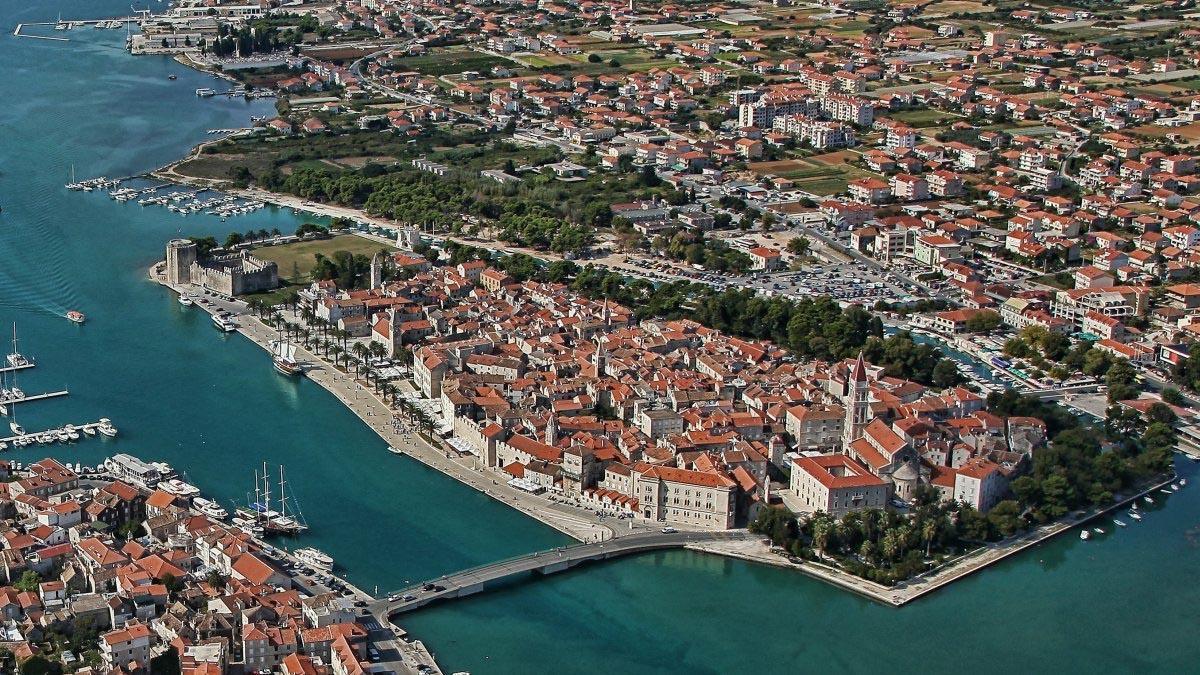 Ferienwohnung Apartments Ana / Studio A2 (1902968), Trogir, , Dalmatien, Kroatien, Bild 20