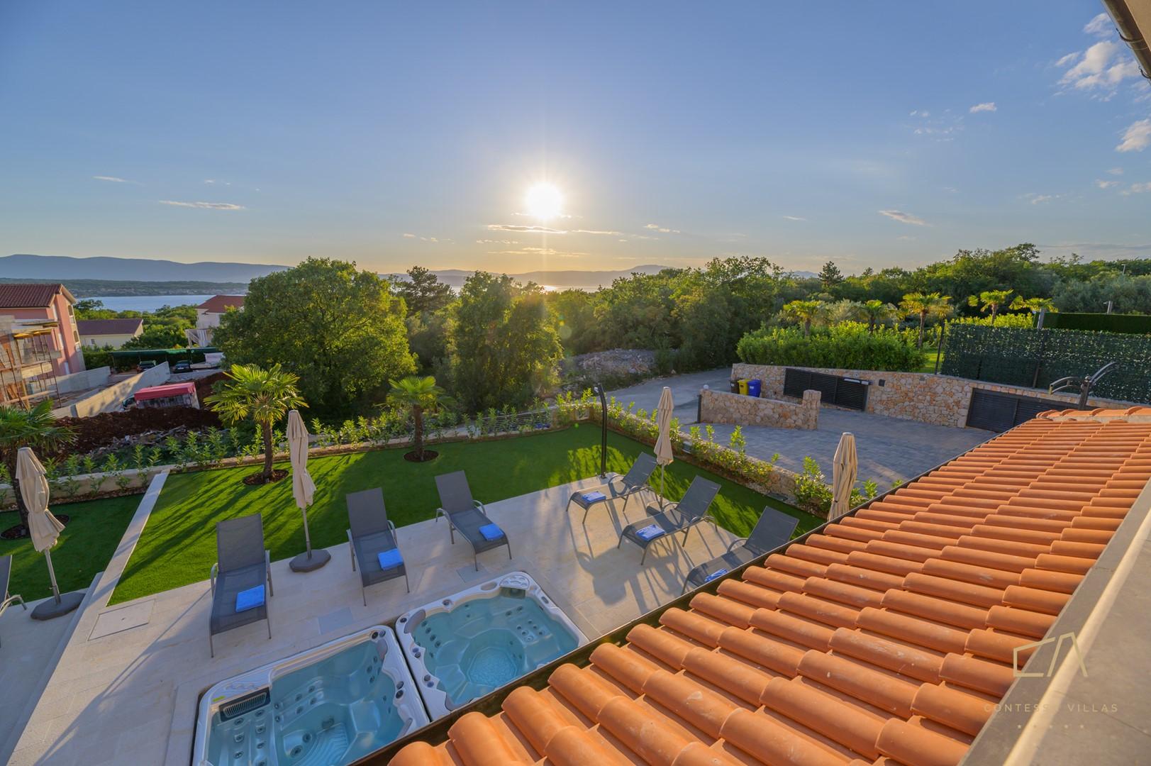 Ferienwohnung Luxury Apartments Loma  / Luxury Apartment Loma Three (2807070), Sveti Vid-Miholjice, Insel Krk, Kvarner, Kroatien, Bild 32