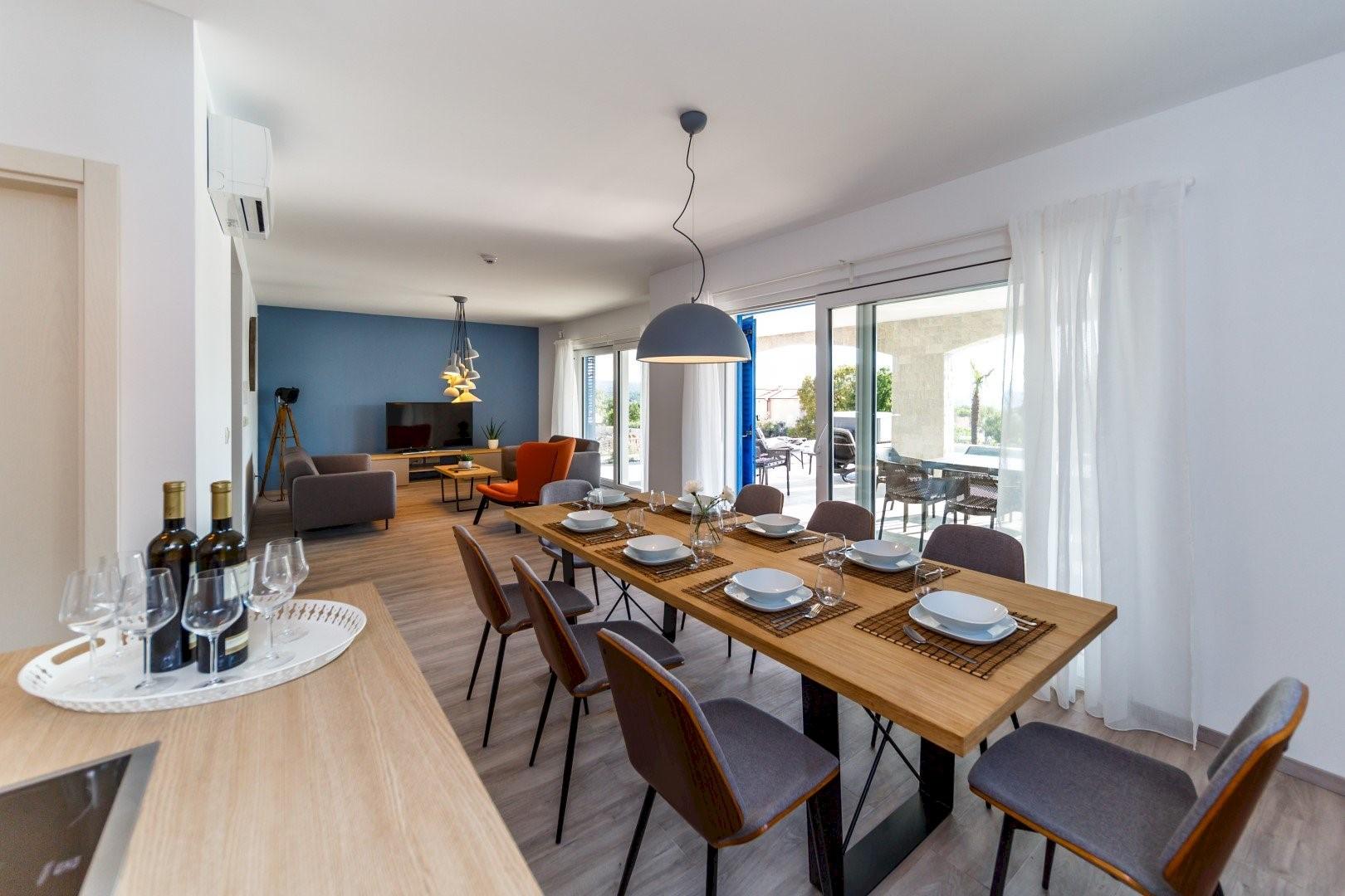 Ferienhaus Luxury Villa Loma 1 (2586644), Sveti Vid-Miholjice, Insel Krk, Kvarner, Kroatien, Bild 8