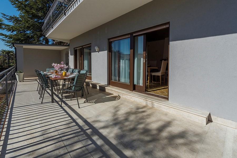 Ferienhaus Gemutliches Haus Magnolia fur 2 Familien oder grossere Gruppen. (2790033), Medulin, , Istrien, Kroatien, Bild 26