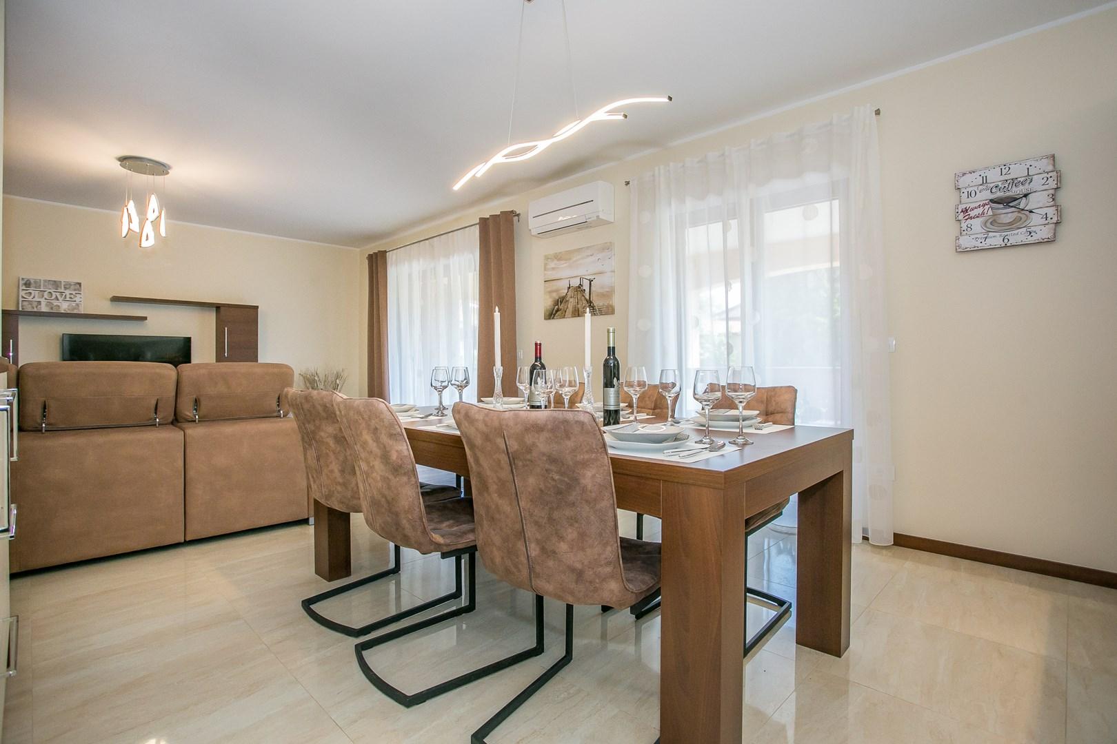 Ferienwohnung Schön eingerichtete Wohnung Stanko I mit Balkon (2191316), Vrvari, , Istrien, Kroatien, Bild 21