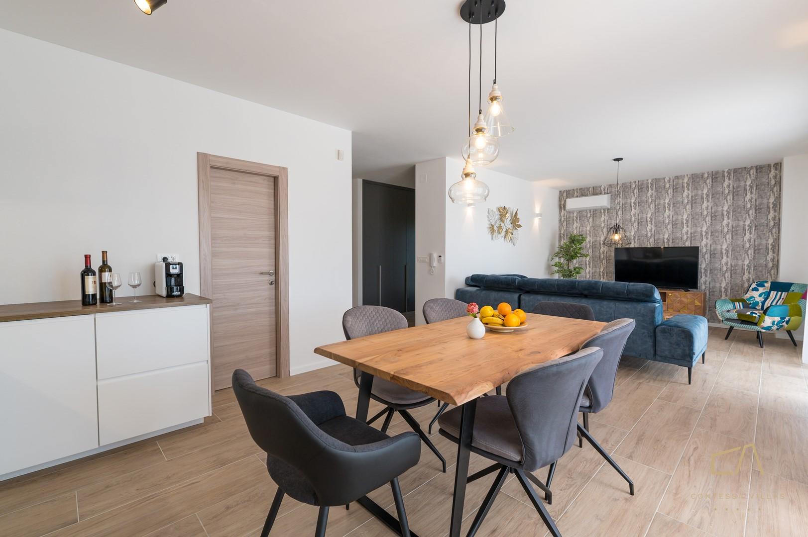 Ferienwohnung Luxury Apartments Loma  / Luxury Apartment Loma Three (2807070), Sveti Vid-Miholjice, Insel Krk, Kvarner, Kroatien, Bild 5