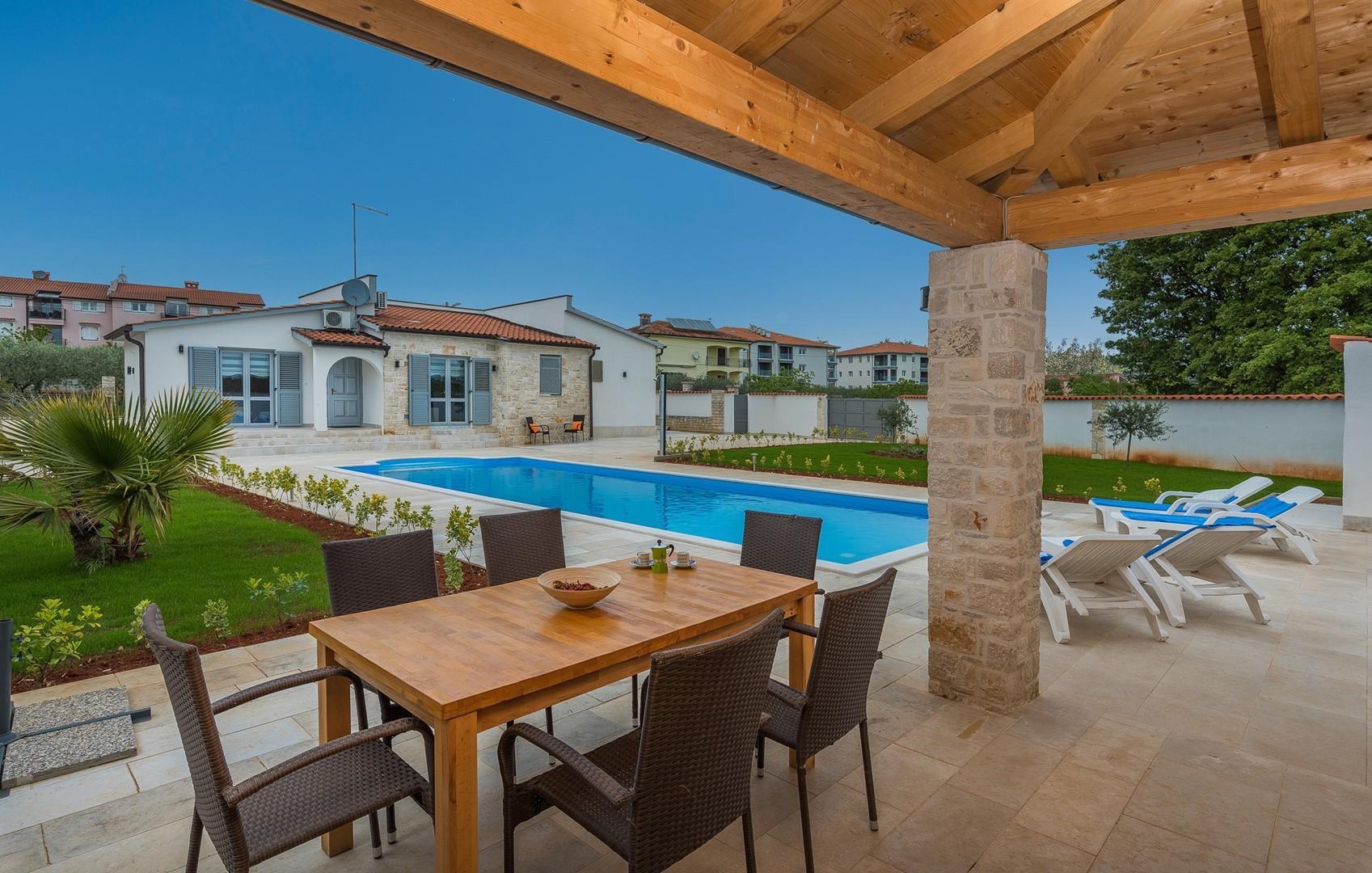 Ferienhaus Laura mit Pool (2616220), Poreč, , Istrien, Kroatien, Bild 1