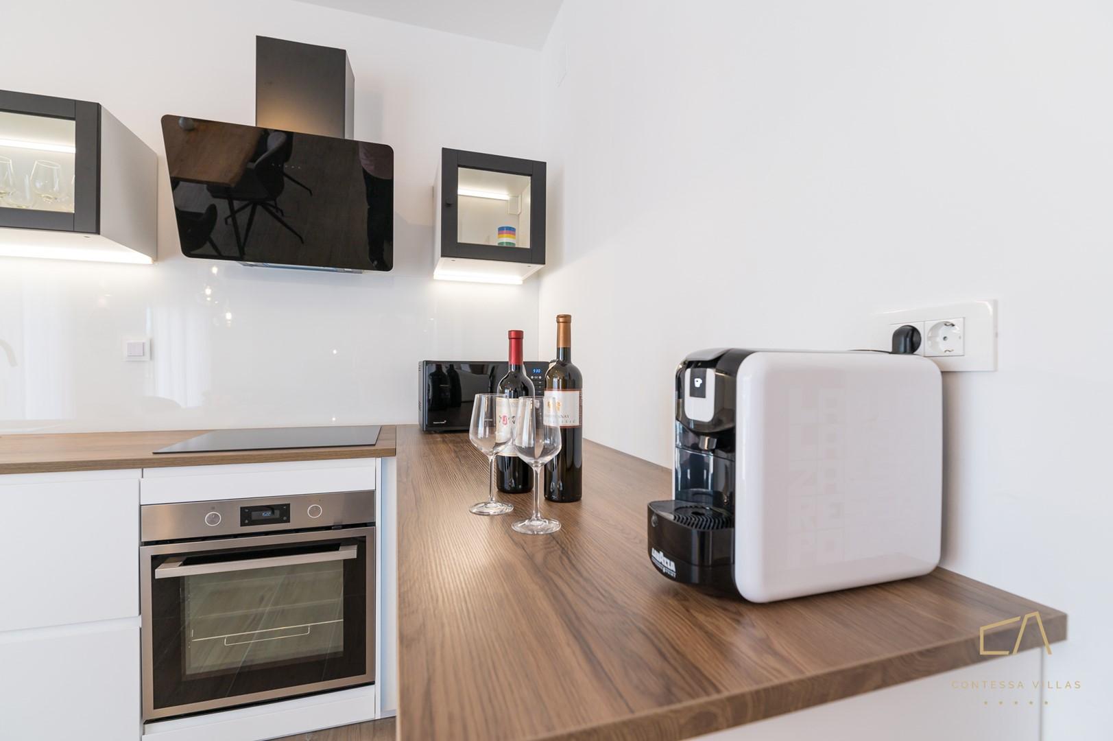 Ferienwohnung Luxury Apartments Loma  / Luxury Apartment Loma Three (2807070), Sveti Vid-Miholjice, Insel Krk, Kvarner, Kroatien, Bild 6