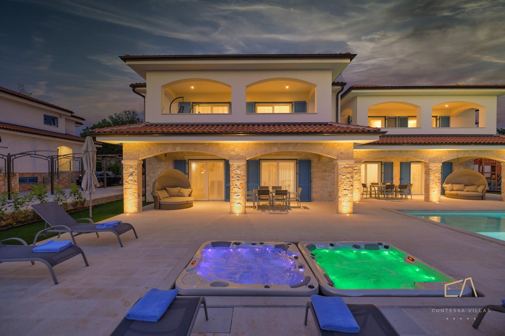 Ferienwohnung Luxury Apartments Loma  / Luxury Apartment Loma Three (2807070), Sveti Vid-Miholjice, Insel Krk, Kvarner, Kroatien, Bild 55