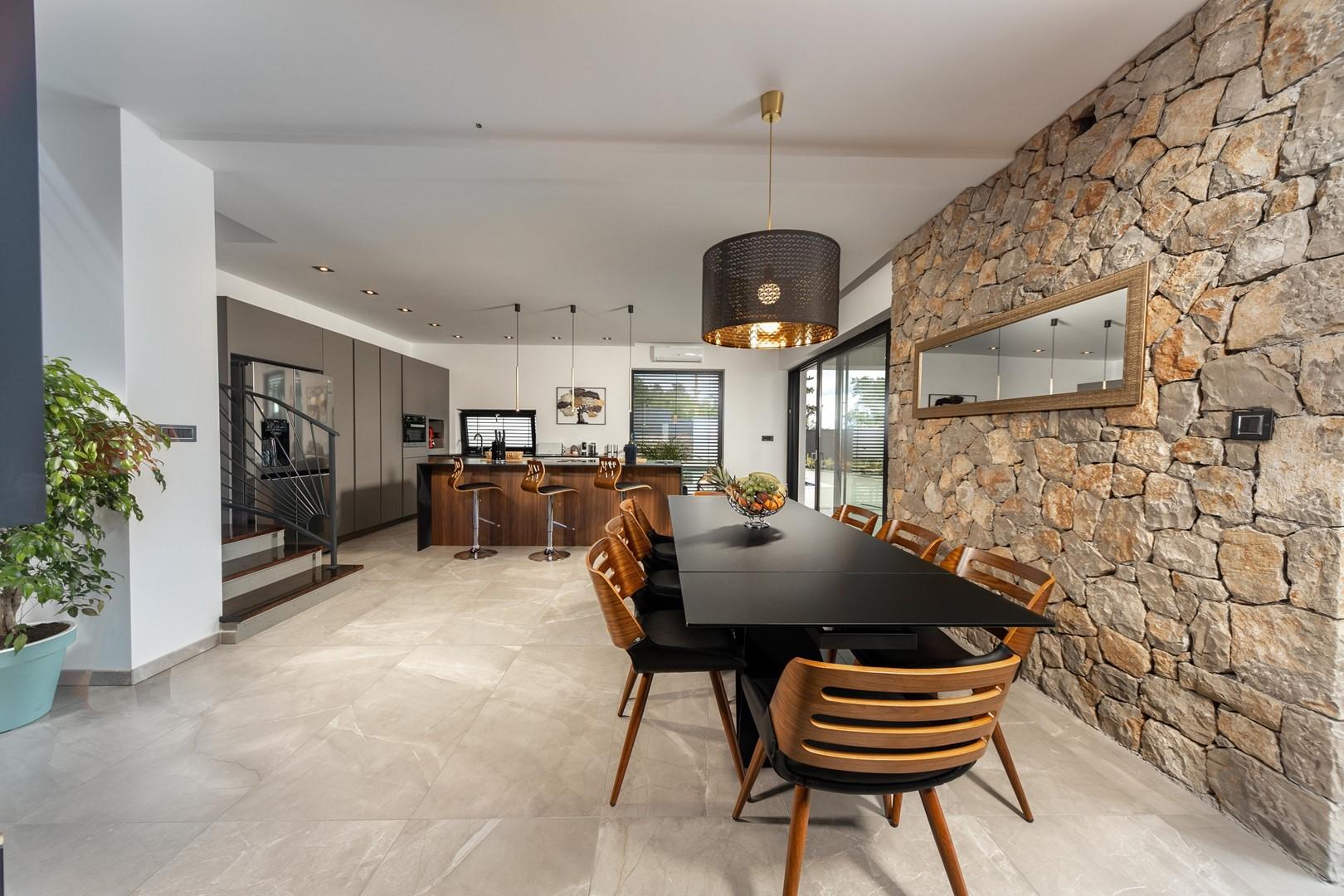Maison de vacances Deluxe Villa Provvidenza with breathtaking Sea View (2819510), Crikvenica, , Kvarner, Croatie, image 12