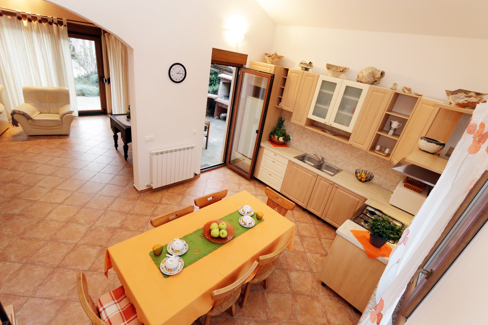 Ferienwohnung Apartments Maya / Two bedroom Apartment White A1 (1740092), Medulin, , Istrien, Kroatien, Bild 28