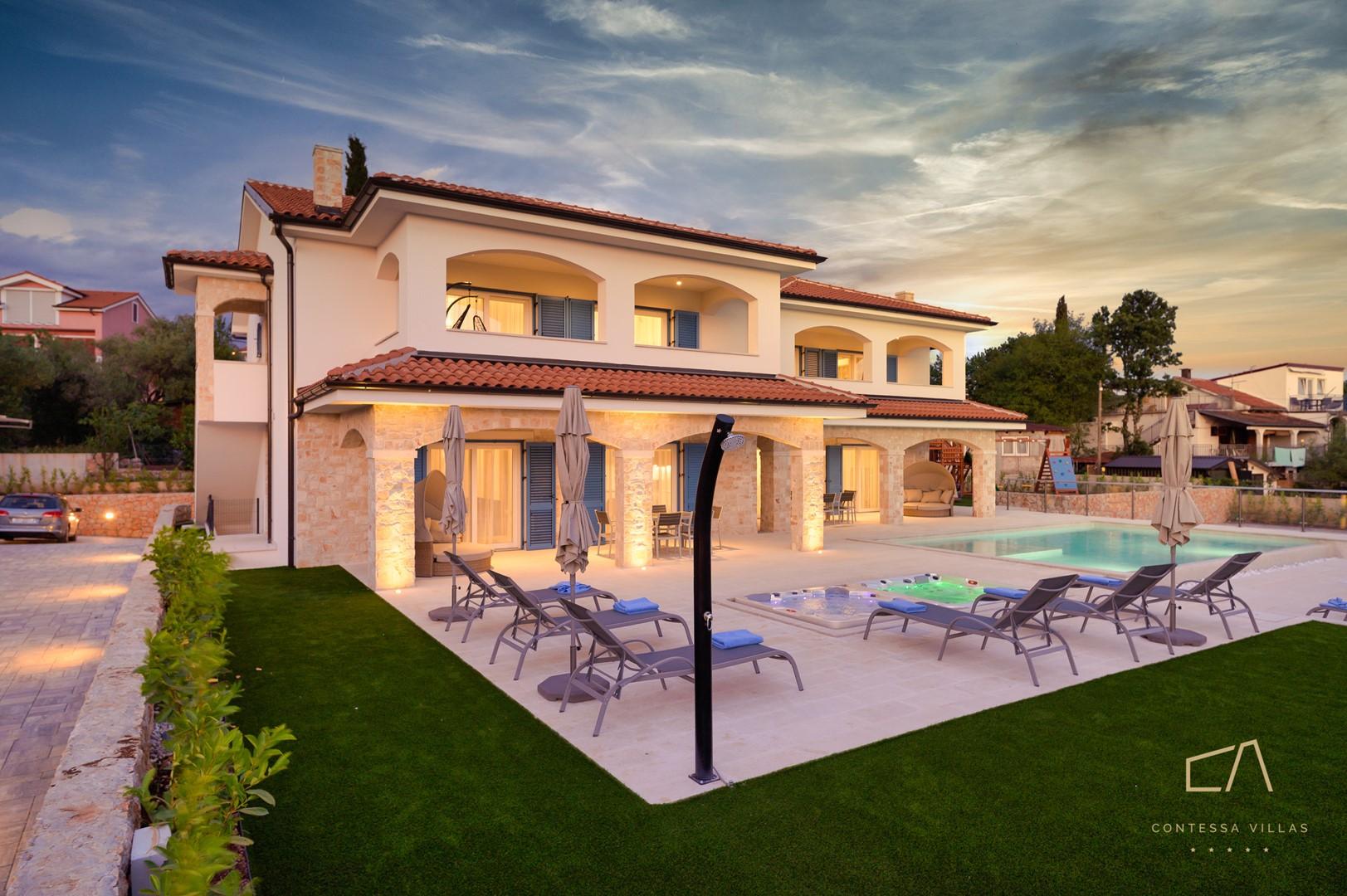 Ferienwohnung Luxury Apartments Loma  / Luxury Apartment Loma Three (2807070), Sveti Vid-Miholjice, Insel Krk, Kvarner, Kroatien, Bild 54