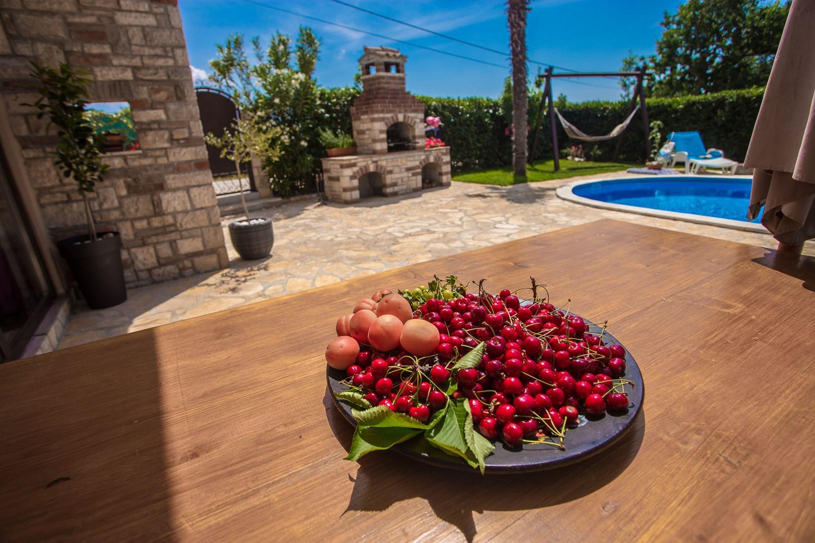 Ferienhaus Marinela mit privatem Pool (1412599), Kanfanar, , Istrien, Kroatien, Bild 34