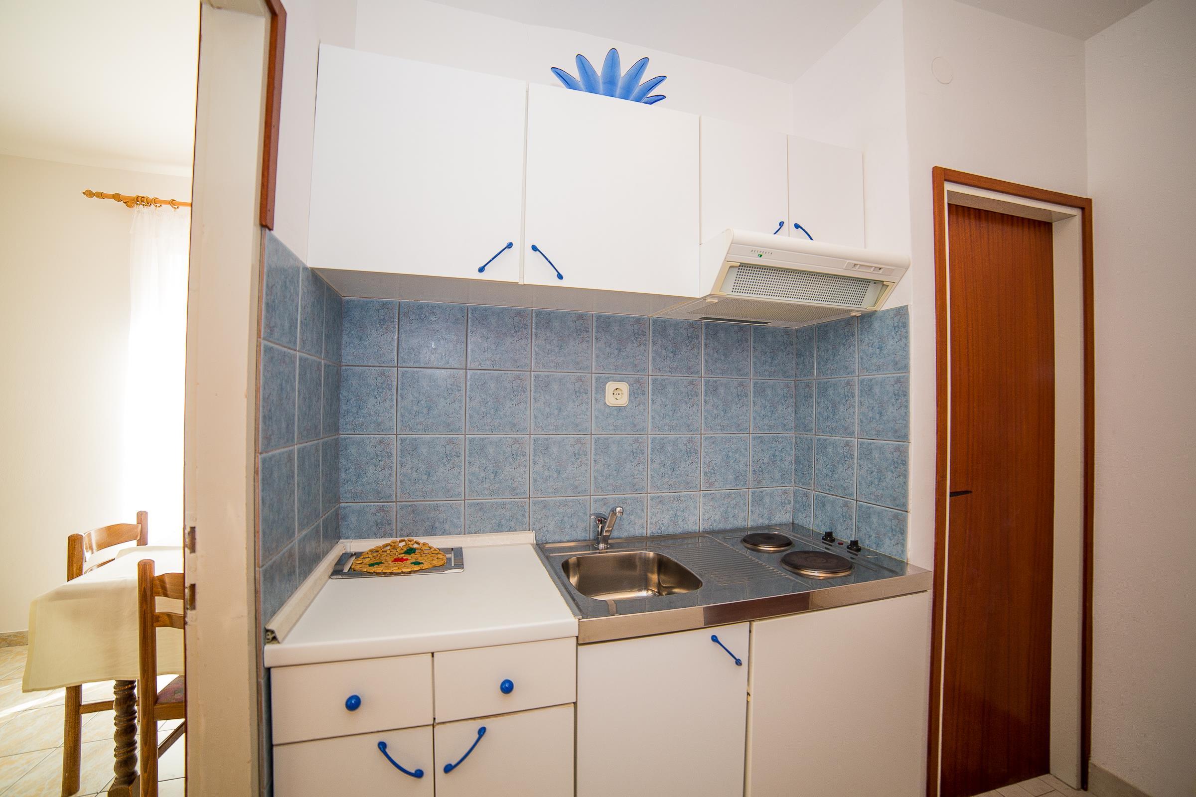 Holiday apartment Apartments Medi / One bedroom A5 (1851176), Omiš, , Dalmatia, Croatia, picture 3