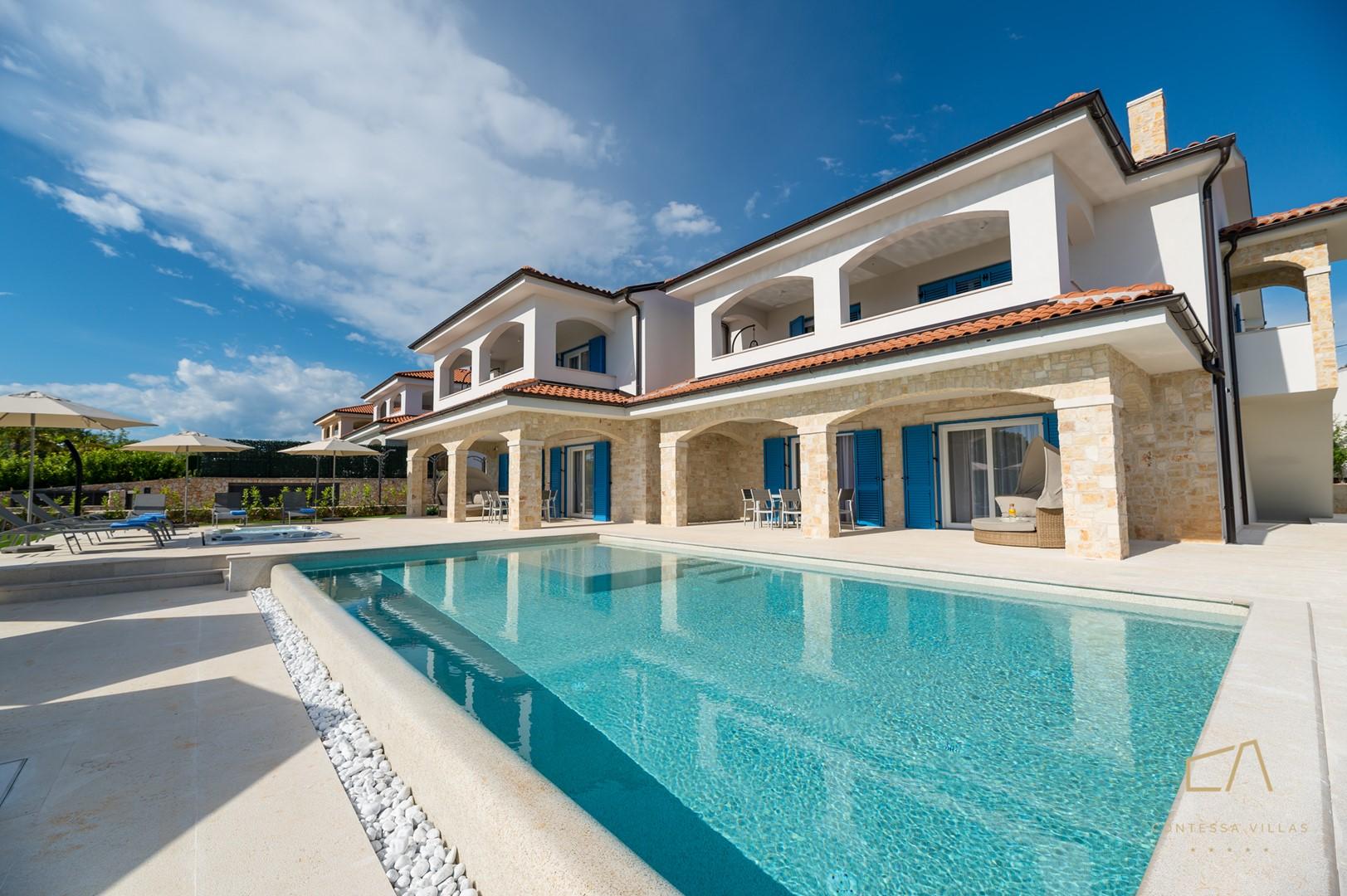Ferienwohnung Luxury Apartments Loma  / Luxury Apartment Loma Three (2807070), Sveti Vid-Miholjice, Insel Krk, Kvarner, Kroatien, Bild 2