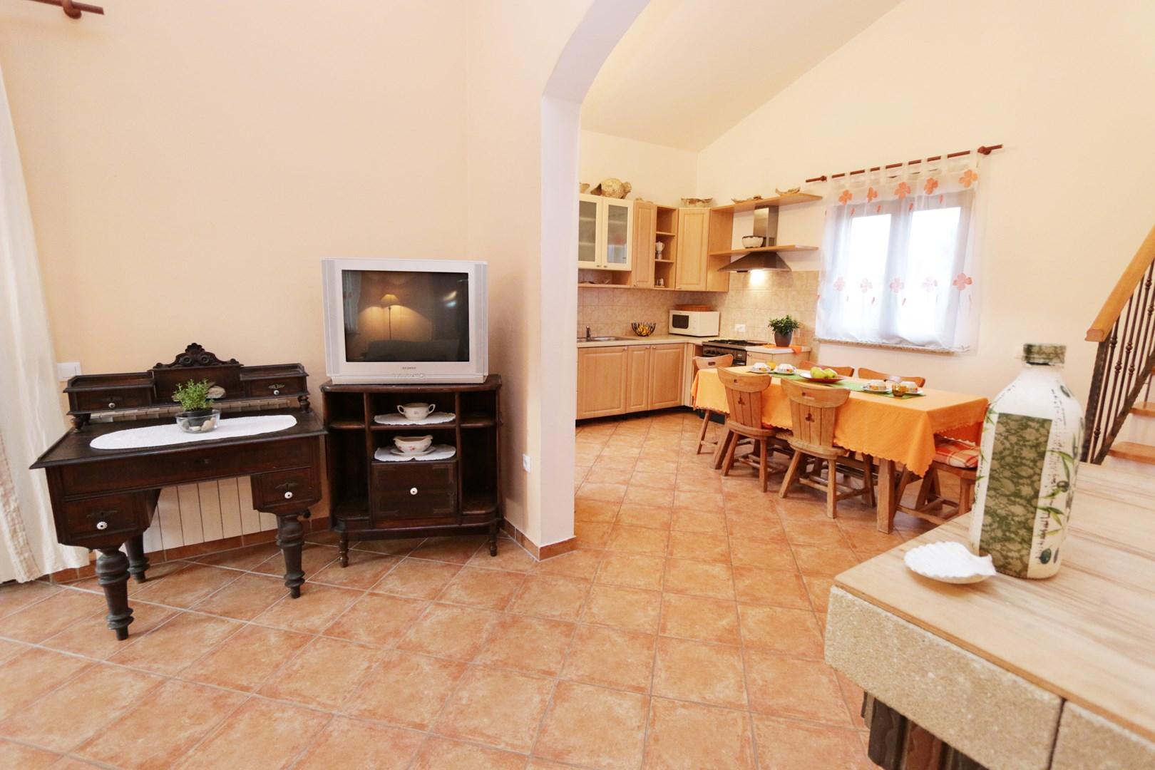 Ferienwohnung Apartments Maya / Two bedroom Apartment White A1 (1740092), Medulin, , Istrien, Kroatien, Bild 16