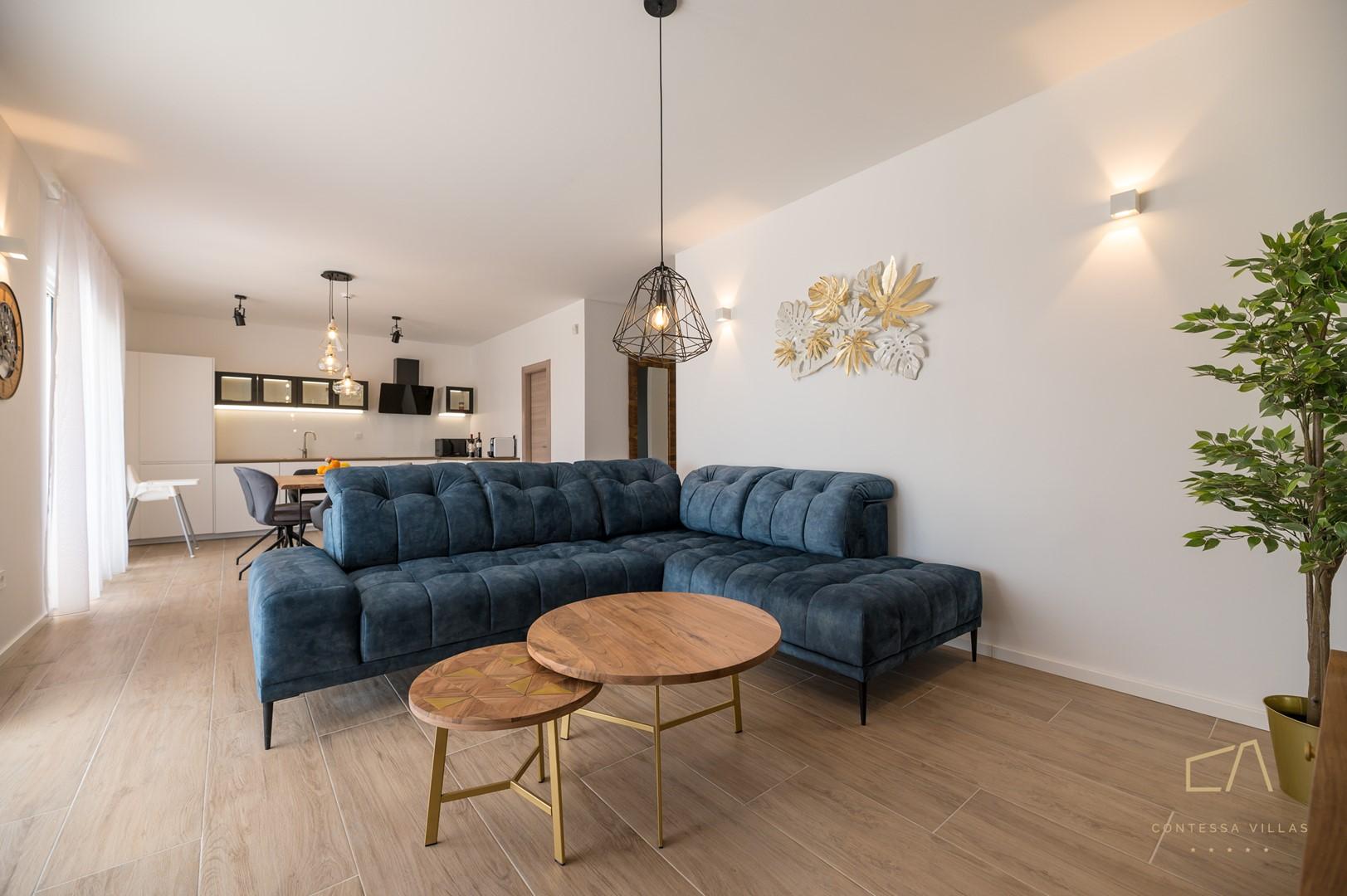 Ferienwohnung Luxury Apartments Loma  / Luxury Apartment Loma Three (2807070), Sveti Vid-Miholjice, Insel Krk, Kvarner, Kroatien, Bild 10
