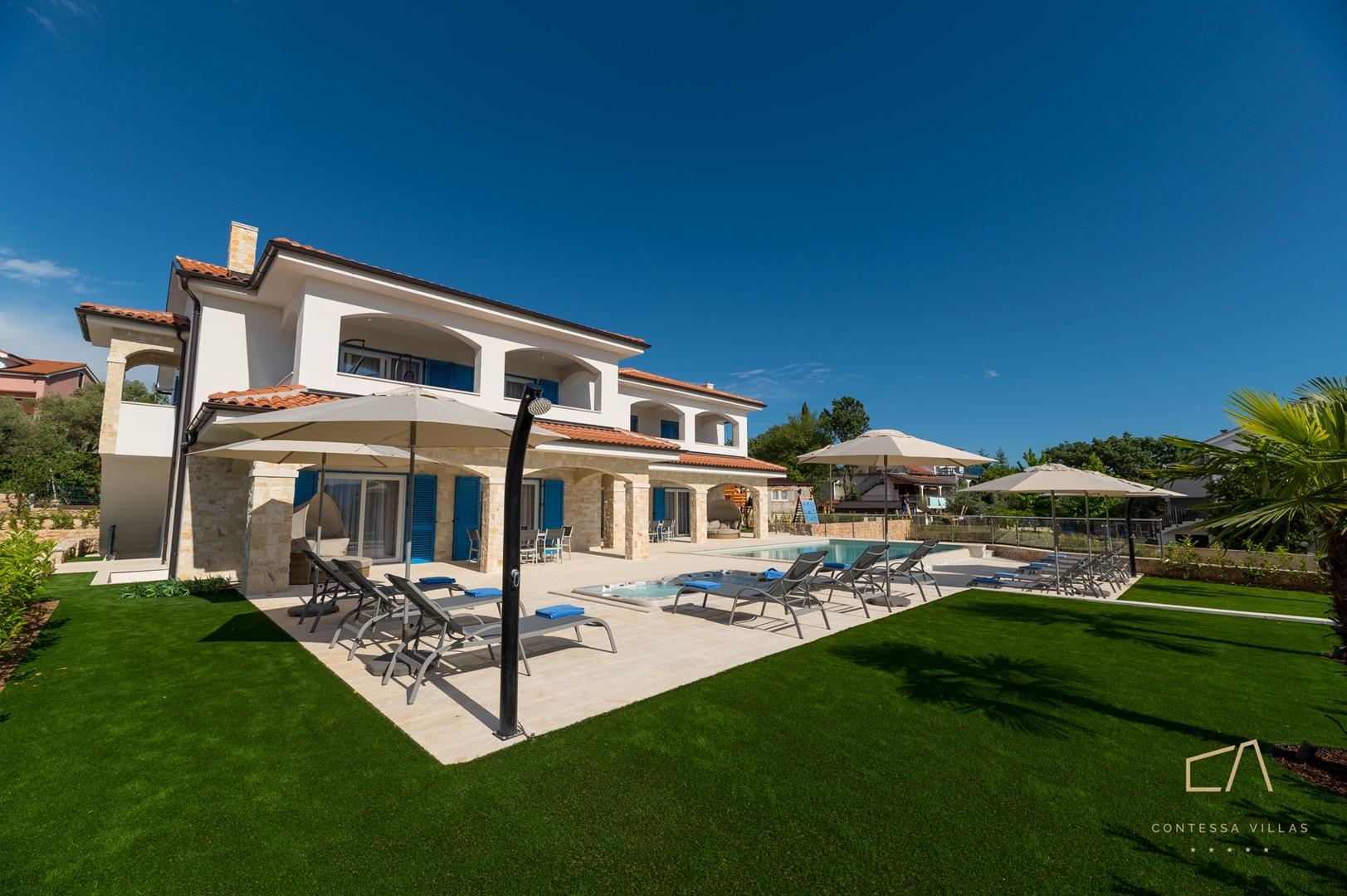 Ferienwohnung Luxury Apartments Loma  / Luxury Apartment Loma Three (2807070), Sveti Vid-Miholjice, Insel Krk, Kvarner, Kroatien, Bild 53