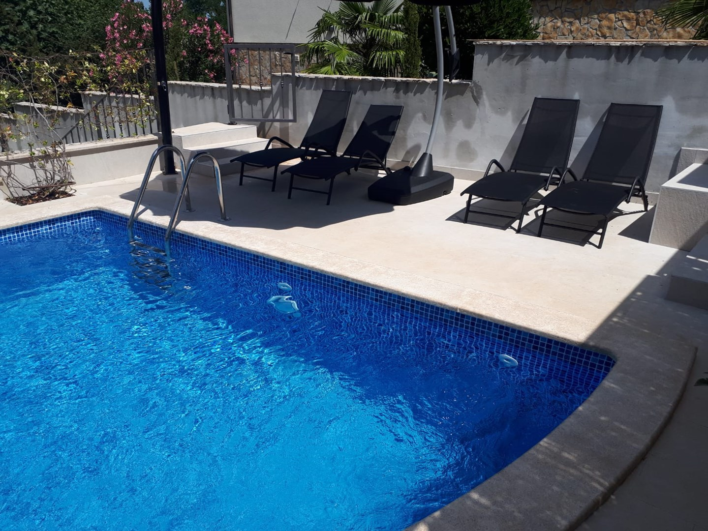Ferienhaus Villa Albina mit privatem Pool in der Nähe von Aquacolors (2240246), Mugeba, , Istrien, Kroatien, Bild 5