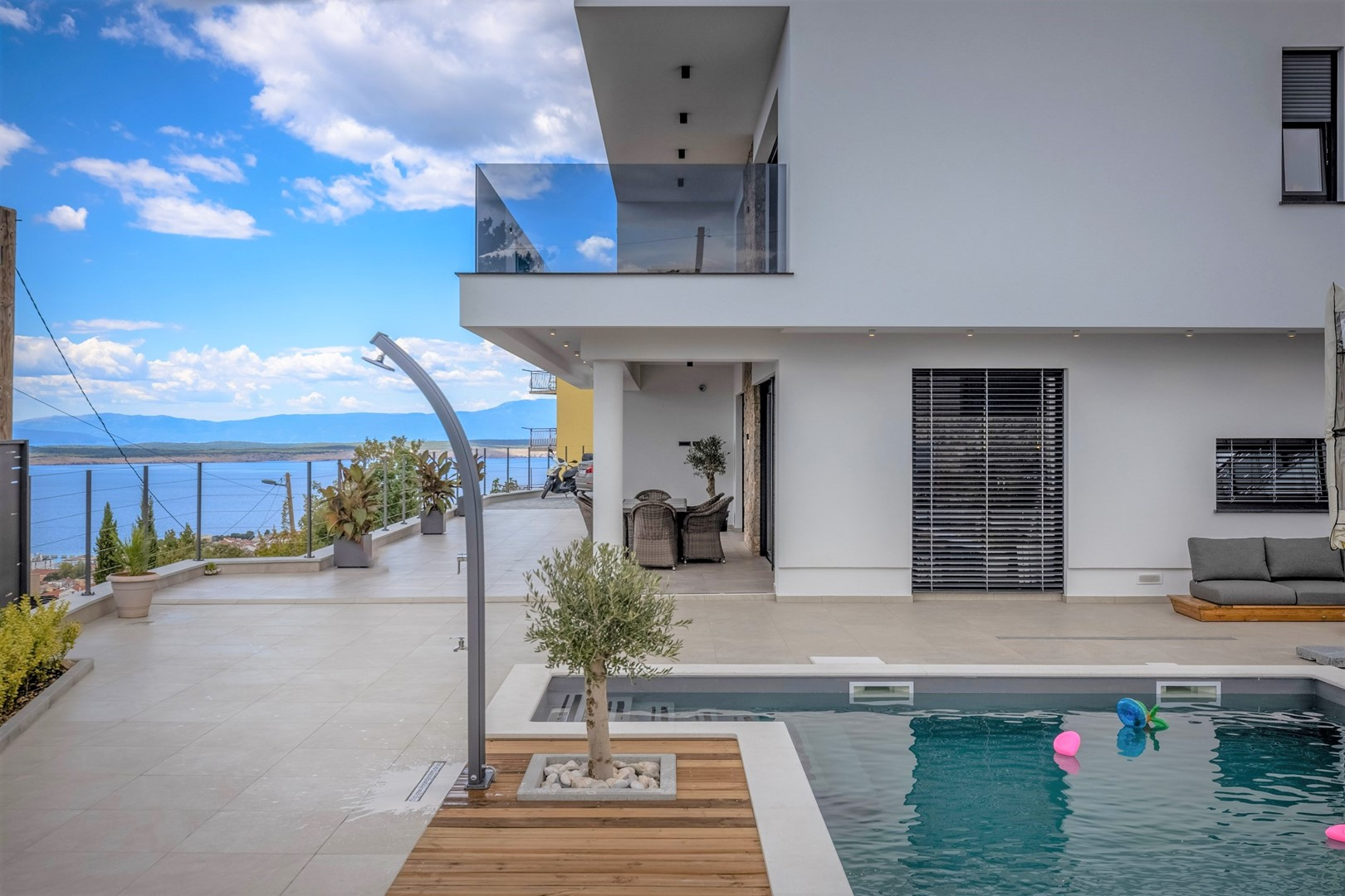 Maison de vacances Deluxe Villa Provvidenza with breathtaking Sea View (2819510), Crikvenica, , Kvarner, Croatie, image 3