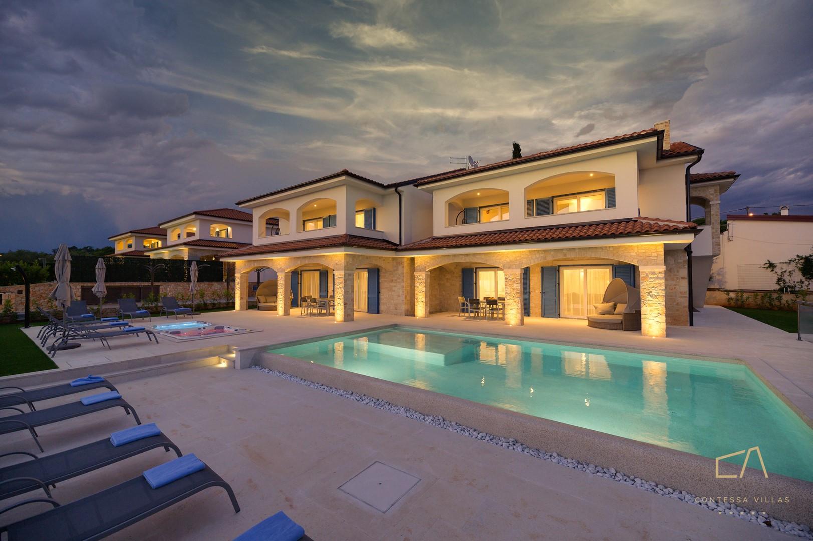 Ferienwohnung Luxury Apartments Loma  / Luxury Apartment Loma Three (2807070), Sveti Vid-Miholjice, Insel Krk, Kvarner, Kroatien, Bild 56