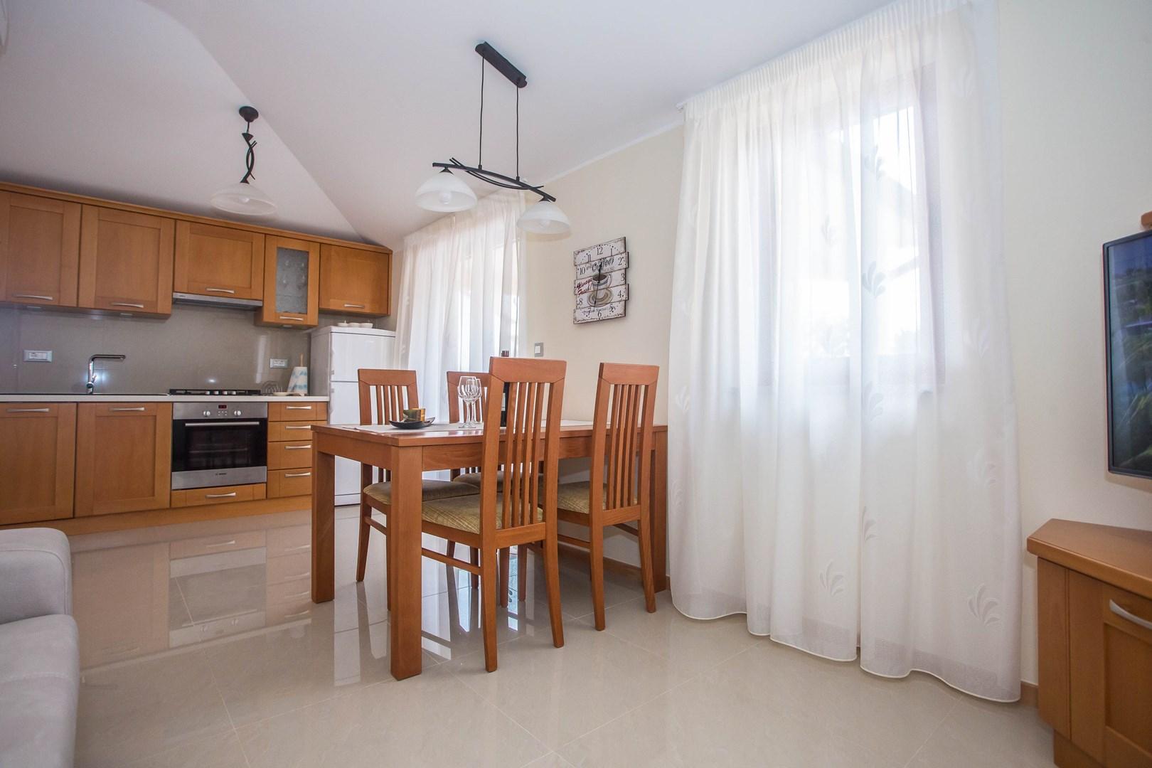 Ferienwohnung Apartment Stanko II mit 1 Schlafzimmer und Balkon (2281012), Vrvari, , Istrien, Kroatien, Bild 14