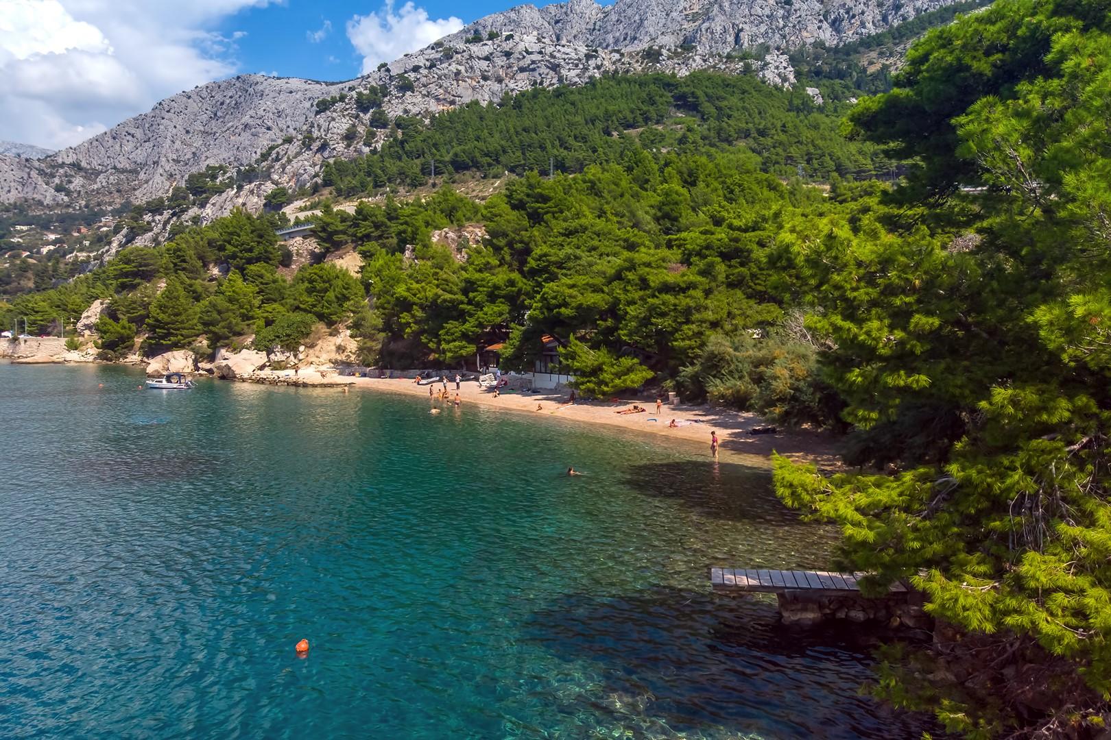 Ferienhaus Privater Pool 3,5 x 8,6 m, überdachter Essbereich im Freien, kostenloses WLAN, voll - klim (2663850), Kostanje, , Dalmatien, Kroatien, Bild 34