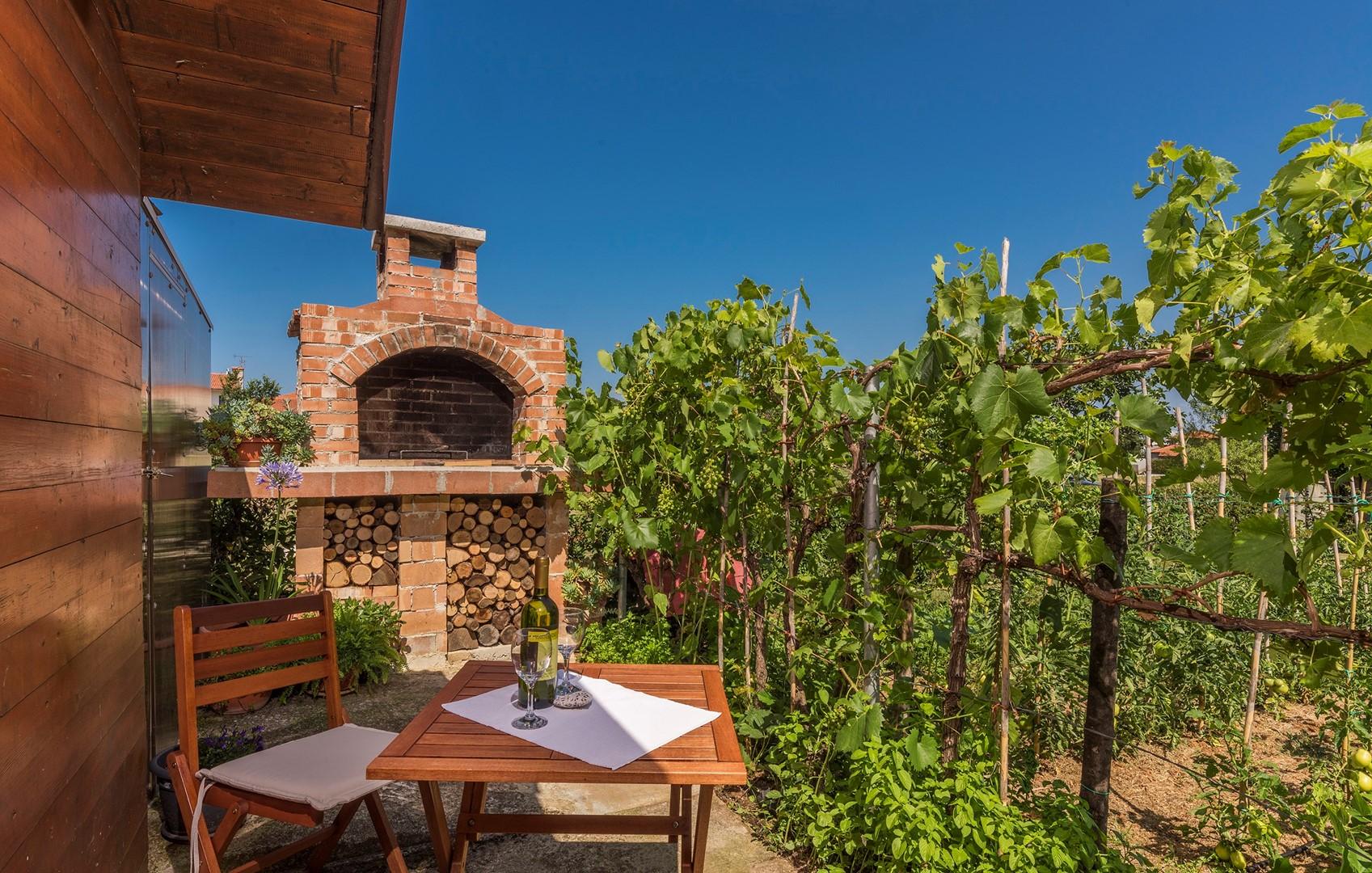 Ferienwohnung Apartnent Nensi mit Balkon (2080952), Vrvari, , Istrien, Kroatien, Bild 17